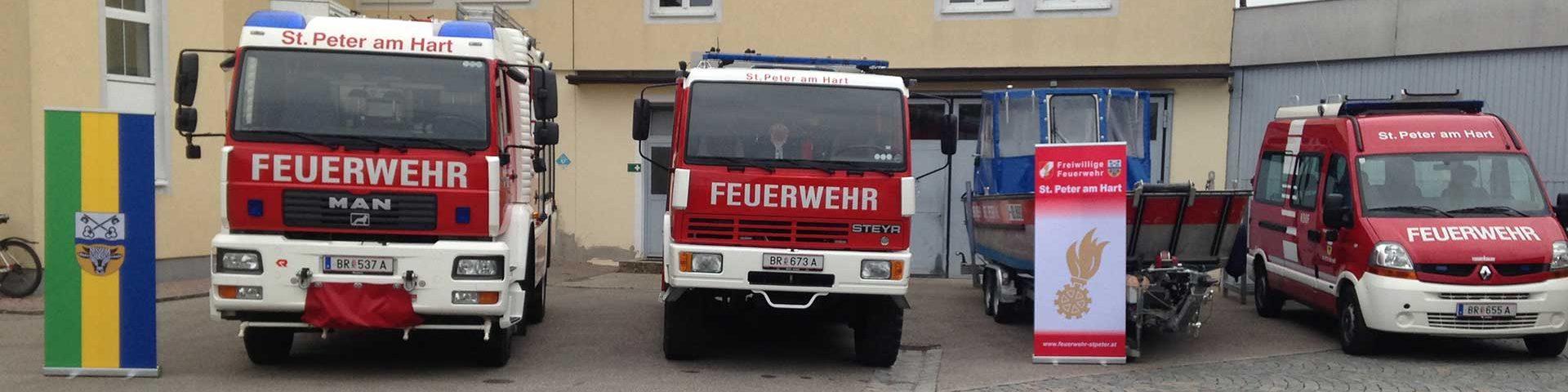 Freiwillige Feuerwehr St. Peter am Hart
